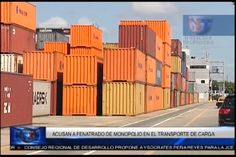Acusan a Fentrado de mantener un monopolio en el transporte de carga