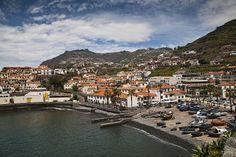 Câmara de Lobos - Madeira Island, Portugal