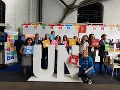 Good morning fr #EDD16! Come to @un stand 64! #sdgs #VirtualReality #unvr #bigdata @UNinBrussels #GlobalGoals
