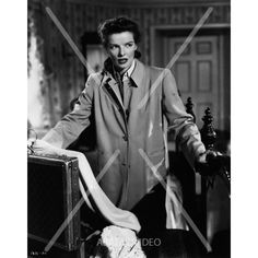 cool Katharine Hepburn in movie Undercurrent 8×10 photo 1444-22