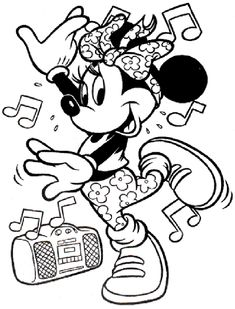 132 Best Printables Mickey Minnie Images In 2019 Cartoons