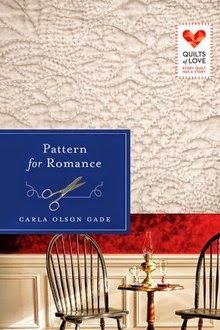 Pattern for Romance Quilts of Love Series  by Carla Olson Gade   http://www.faithfulreads.com/2014/05/fridays-christian-kindle-books-early_30.html