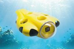 iBubble – Une caméra connectée sous-marine