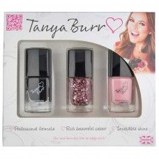 Tanya Burr Trio Nail Polish Gift Set 1