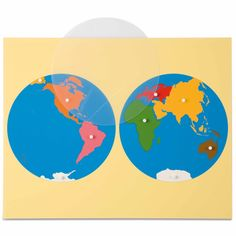 Baby Toy Montessori Puzzle Map Globe Global Puzzle Map of World Parts Early Childhood Education Kids Toys Brinquedos Juguetes Preschool Craft Activities, Preschool Classroom, Hands On Activities, Cheap Baby Toys, Puzzles, World Map Puzzle, Maps For Kids, Auction Projects, Early Childhood Education