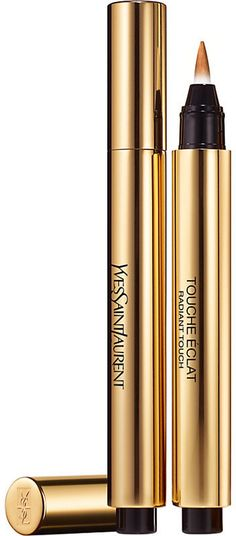 mikonos Best under-eye concealer - YSL Touche Eclat Make Up Looks, Make Up Primer, Vaseline Eyelashes, Beste Concealer, Best Under Eye Concealer, Yves Saint Laurent, Under Eye Puffiness, Eye Cream For Dark Circles, Wedding Makeup Tips