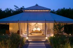 Aman-i-Khás is a wilderness camp located on the outskirts of Rajasthan's Ranthambore National Park
