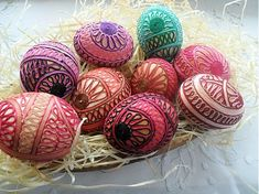 dekorované vajíčko 9