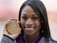 one of my favorite athletes ever... allyson felix