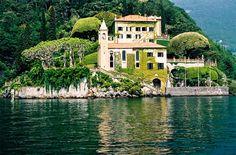 Lago Como, Itália