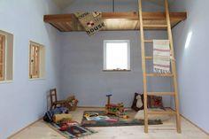 House in Higashinada: MimasisDesign [ミメイシスデザイン]が手掛けたtranslation missing: jp.style.子供部屋.modern子供部屋です。