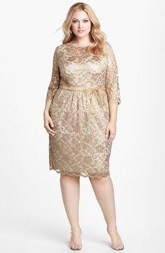 Plus size zig zag dress 072450