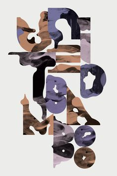 Assorted Typography | Showcase | Hugo & Marie