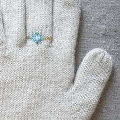 Gem Gloves   Purl Soho Fingerless Gloves Knitted, Knit Mittens, Knitting Yarn, Hand Knitting, Knitting Patterns Free, Crochet Patterns, Purl Bee, Purl Soho, Hand Knitted Sweaters