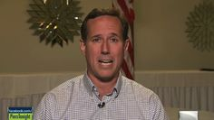 Rick Santorum Excited About 'Christianizing' Hollywood Classics