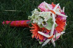 Starfish Bridal Bouquet Perfect For Beach Weddings