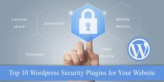 #WordPress is the most used #blogging platform; it's easy to use and #CostEffective. Since it is a stand alone platform it has its #security on stick through. WordPress is inbuilt with a #secure and solid framework.