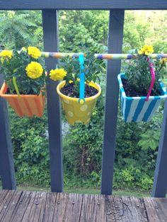 How to Make a Cheap, Cute Balcony Garden