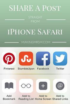 tracking iphone safari history