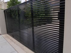 Gate Gallery - Instyle Gates Quality and Reliability in Gates Front Gates, Entrance Gates, Driveway Gate, Fence Gate, Entrance Design, Fence Design, Tor Design, House Design, Modern Driveway