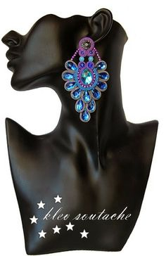 Sutasz Kleo /Soutache jewellery