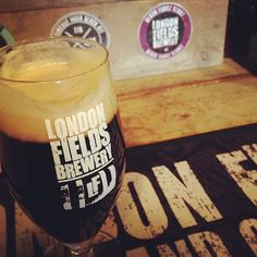 BEER, EAST LONDON | London Fields Brewery #recommend