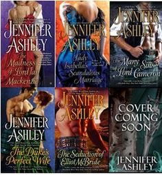 Highland Pleasures series by Jennifer Ashley Pinned by paranormal romance author: Madison Thorne Grey http://madisonthornegrey.com