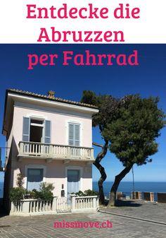Die italienische Region Abruzzen bietet fantastische Strässchen für das Fahrrad. Komm mit nach Silvi und Atri, gleich hinter Pescara #Italien #Fahrrad #Abruzzen