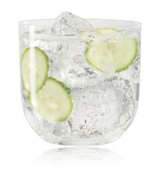 SKINNY CUCUMBER #COCKTAIL  INGREDIENTS:  1½ parts Skinnygirl™ Cucumber Vodka  3 to 4 parts soda water  DIRECTIONS:  Garnish with a cucumber wheel. Skinnygirl™ Cucumber Vodka with Natural Flavors, 30% Alc./Vol. ©2013 Skinnygirl Cocktails, Deerfield, IL (Per 1.5 oz – Average Analysis: Calories 75.8, Carbohydrates 0g, Protein 0g, Fat 0g) A LADY ALWAYS DRINKS RESPONSIBLY™