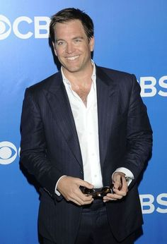 """ Michael Weatherly at People's Choice Awards 2014 """