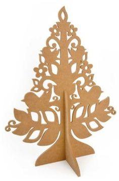 Kaisercraft MDF MDF Flourish Tree. $22.00, via Etsy.