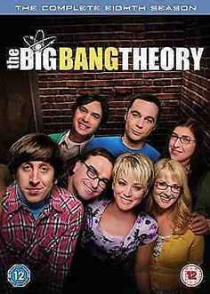 The big bang #theory #season 8 dvd new & sealed box set region 2 uk fast #shippin,  View more on the LINK: http://www.zeppy.io/product/gb/2/231886525254/