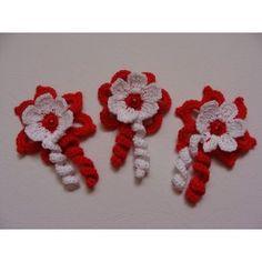 Floare crosetata FL047