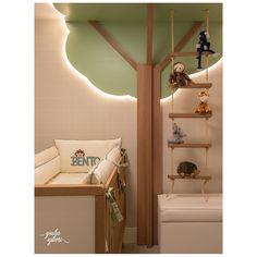 Safari Nursery, Baby Nursery Decor, Baby Bedroom, Baby Boy Rooms, Baby Decor, Nursery Room, Kids Bedroom Designs, Baby Room Design, Jungle Room