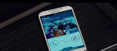 Samsung Galaxy S5 – Jurassic World (2015) Movie Scene
