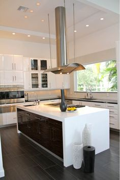 Contemporary Kitchen Design - Home and Garden Design Idea's