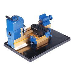 [Mex$1,914.44 38% OFF]12V DC 2A 24W Mini máquina de torno de madera de torno de madera multiusos Herramientas Eléctricas from Herramientas, Industrias y Cient ficas. on banggood.com
