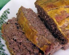 My family enjoyed the slightly spicy taste of this meatloaf. This recipe, submitted by a local DJ, was in our local paper.