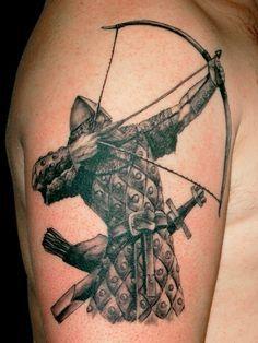 Samaurai Archer