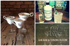 Travel Inspiration for Scotland - Edinburgh's best gin bars | The Jolly Botanist