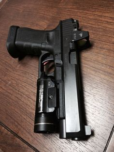 Glock 34 MOS all tricked out By Matt Merc