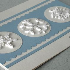 quilled christmas cards - Yahoo Image Search Results