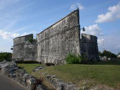 Fort Fincastle, Nassau.