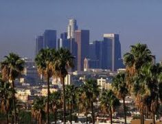 City of Los Angeles in California