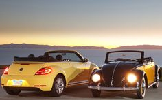 Let us celebrate the Volkswagen Beetle convertible, a car that has successfully ridden the wave of chic-on-the-cheap fashion for more than sixty years. Read on to learn more about Chic on the Cheap in this news article brought to you by the automotive experts at Automobile Magazine.