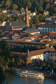 Heidelberg, Baden-Württemberg, Germany. i wanna go home:(