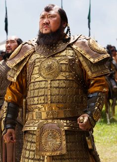 Benedict Wong in 'Marco Polo' (2014).