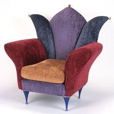 Darya Girina Interior Design: Alice In Wonderland Interior Design Trend: chairs, stools, armchairs and sofas