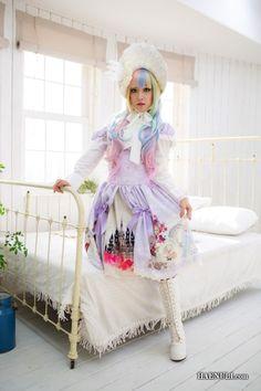 Dreaming Cinderella - Lavender
