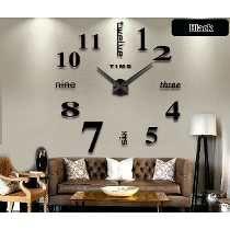 Reloj De Pared Minimalista Varios Diseños, Varios Colores